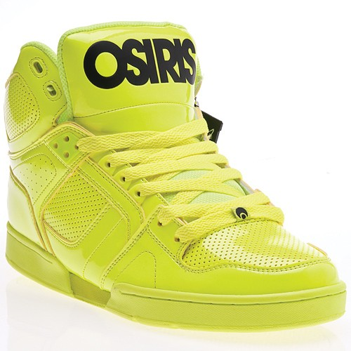 Osiris Nyc 83 (lime/black/lte)