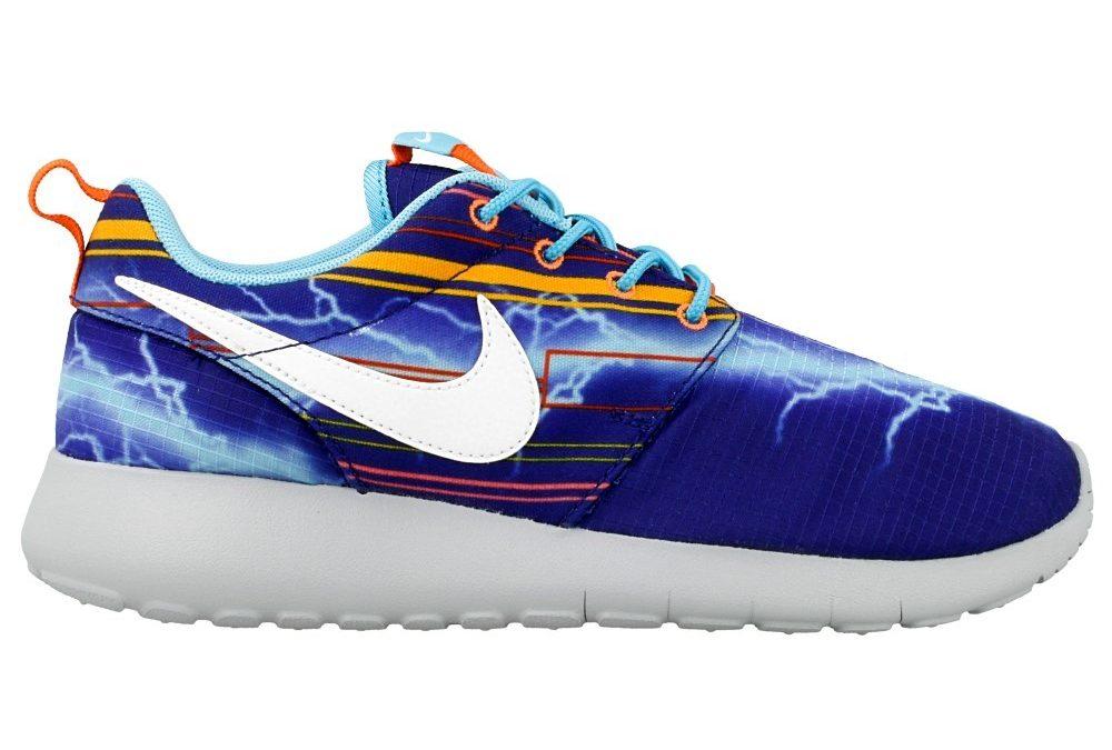 Nike Roshe One Print Gs 677782-401