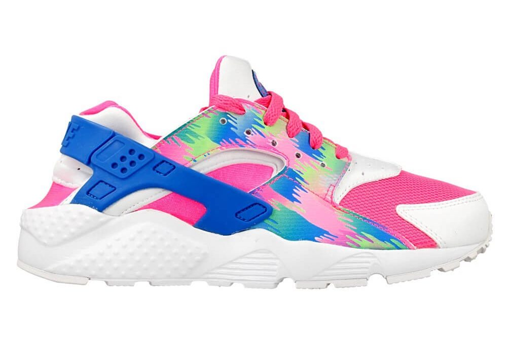 Nike Huarache Run Print GS 704946-601