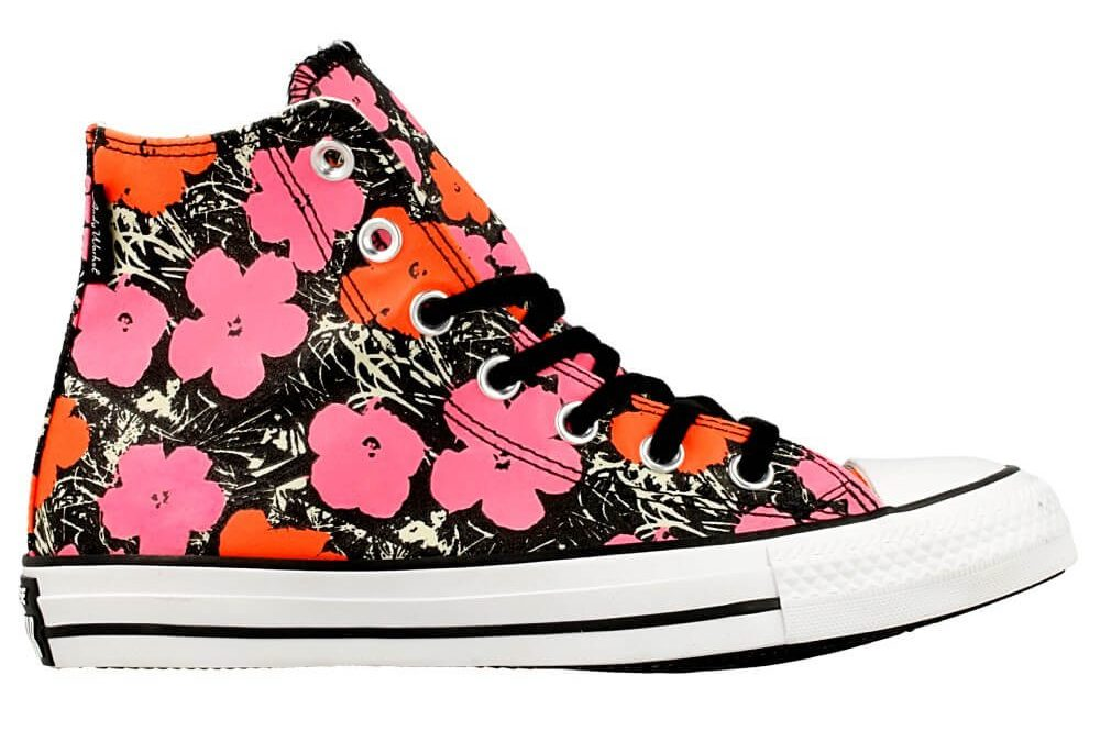Converse  Chuck Taylor All Star Andy Warhol Floral 151030C
