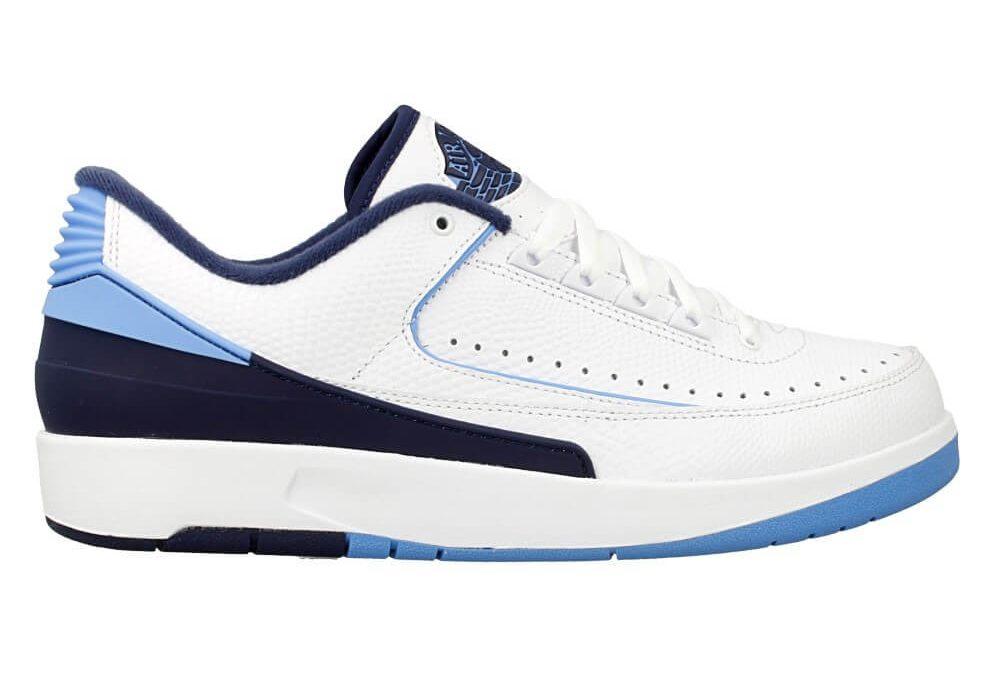 Nike Air Jordan 2 Retro LOW 832819-107