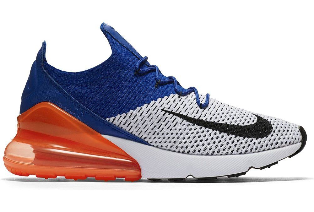 Nike Air Max 270 Flyknit AO1023 101 Oryginalne Buty