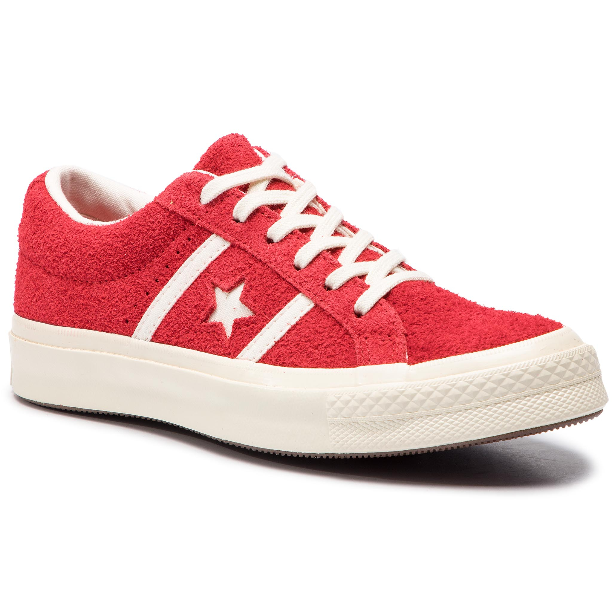 Sneakersy CONVERSE – One Star Academy Ox 163270C Enamel Red/Egret/Egret