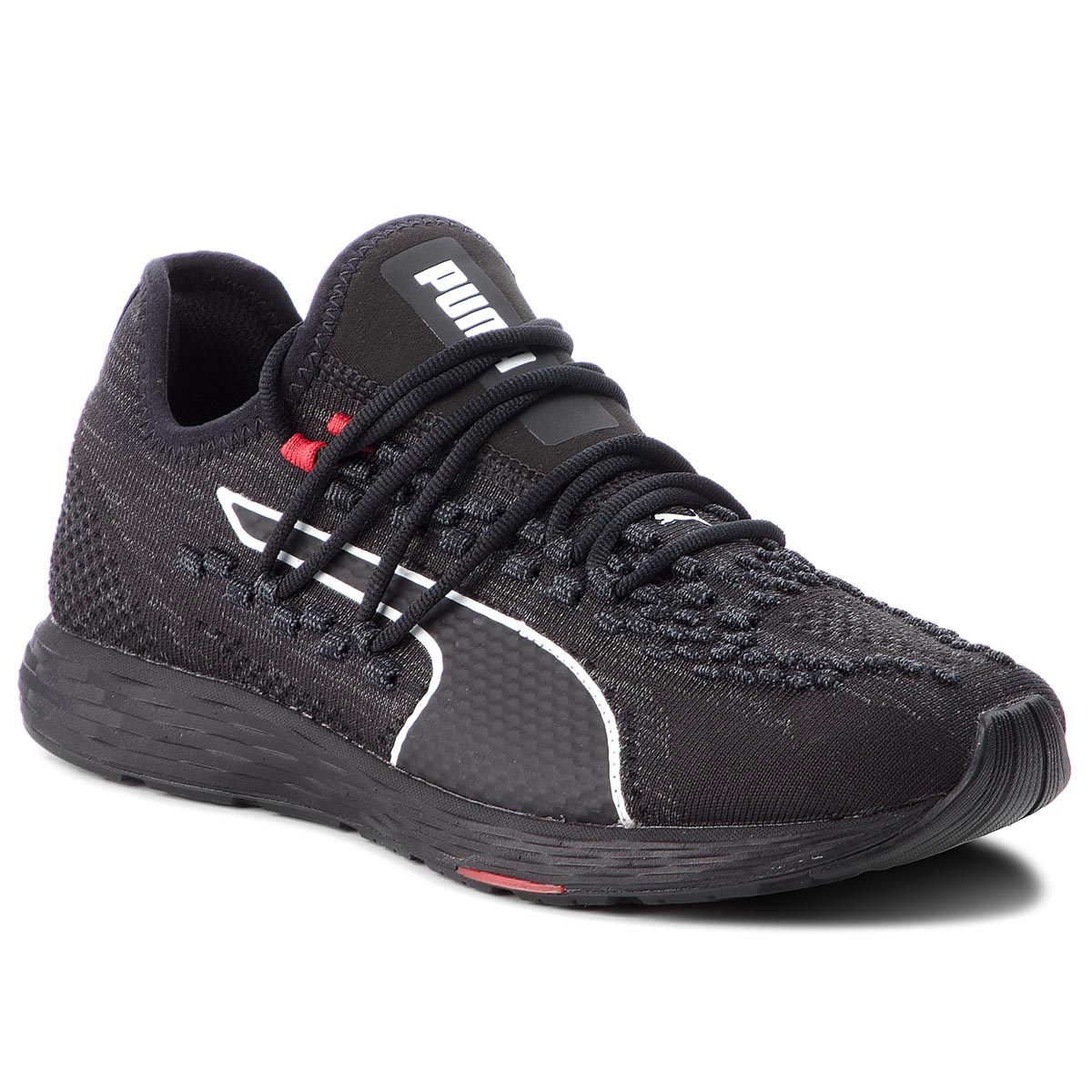 Buty PUMA – Speed Racer 191062 01 Black/Asphalt/White