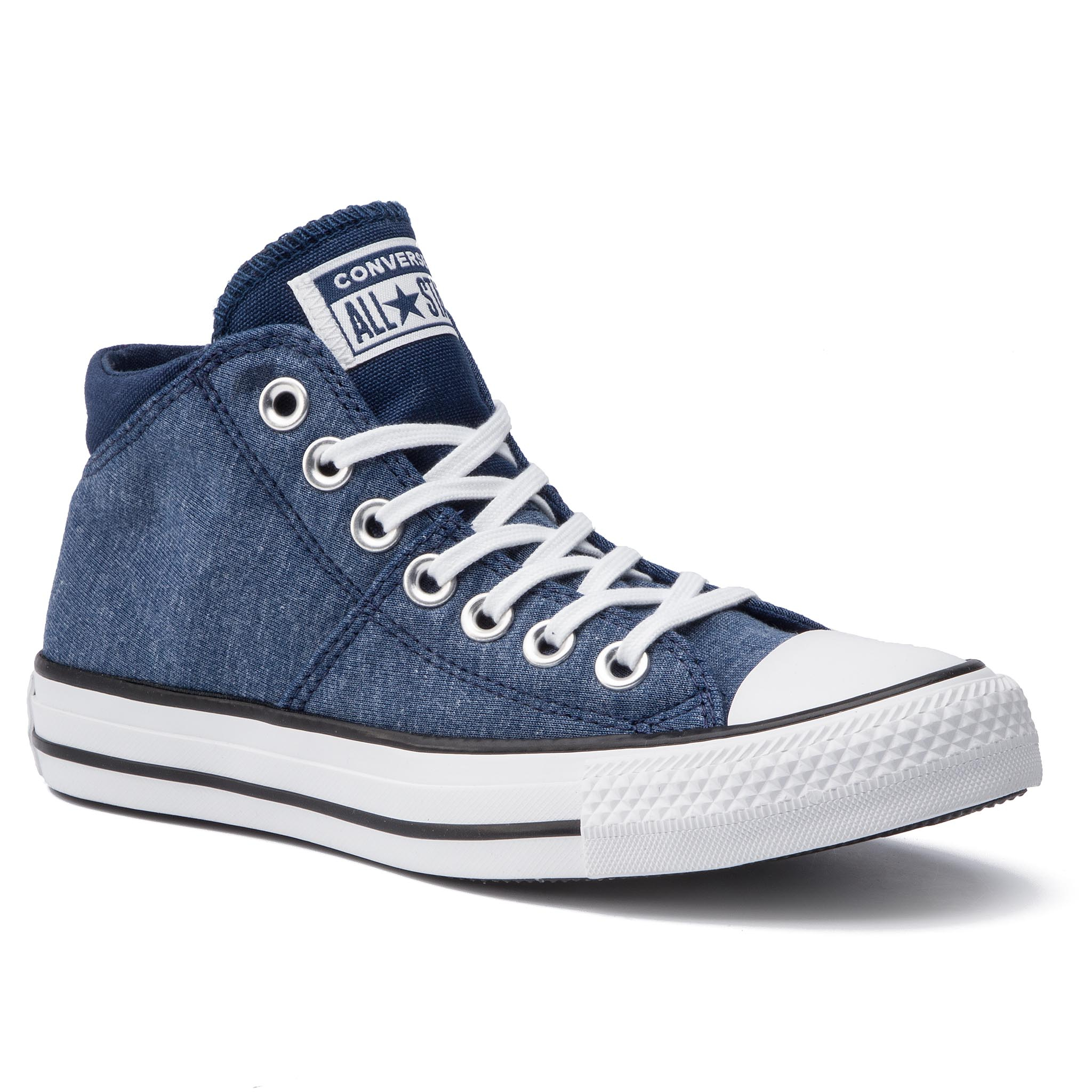 Trampki CONVERSE – Ctas Madison Mid 563448C Navy/White/Black