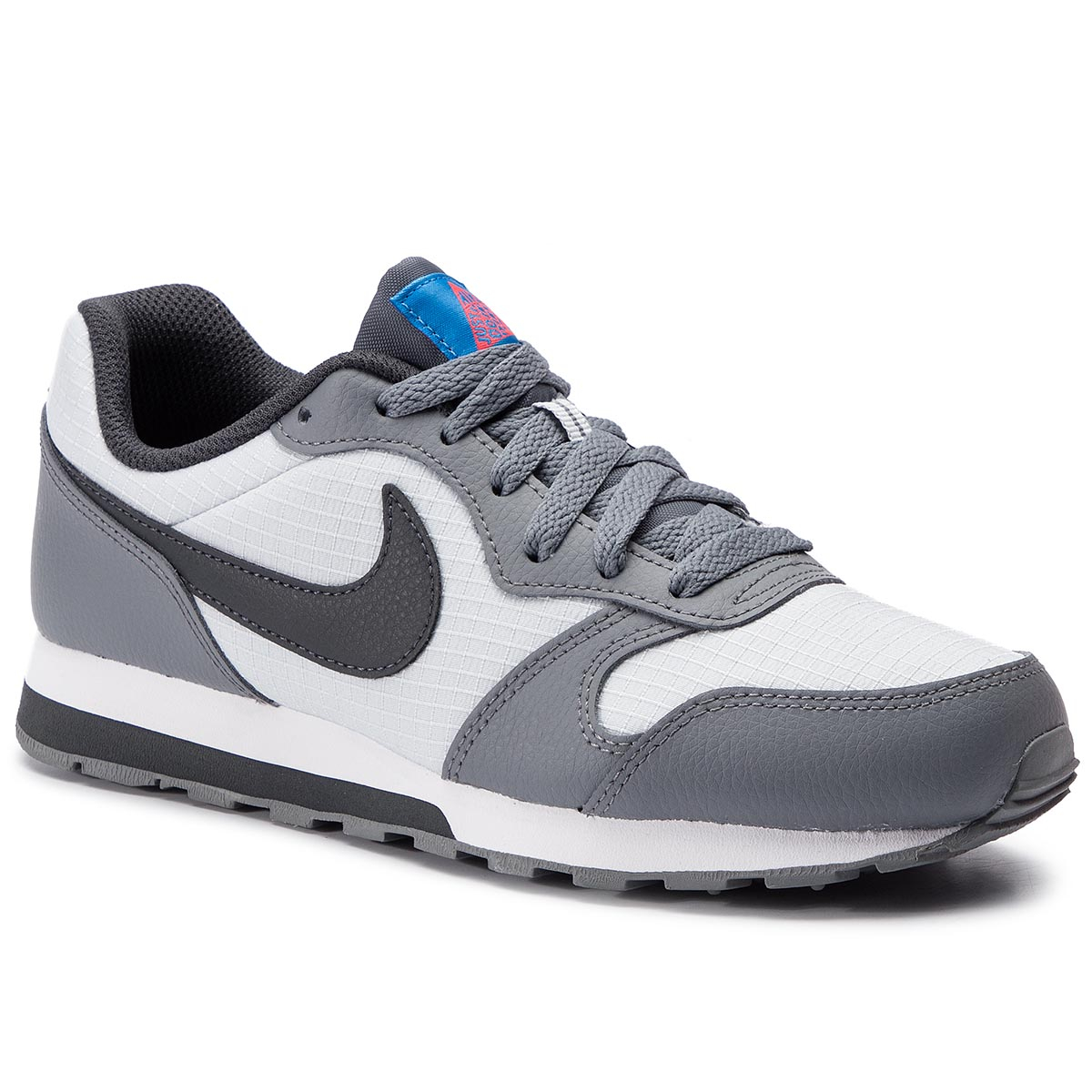 Buty NIKE – Md Runner 2 (GS) 807316 015 Pure Platinum/Anthracite