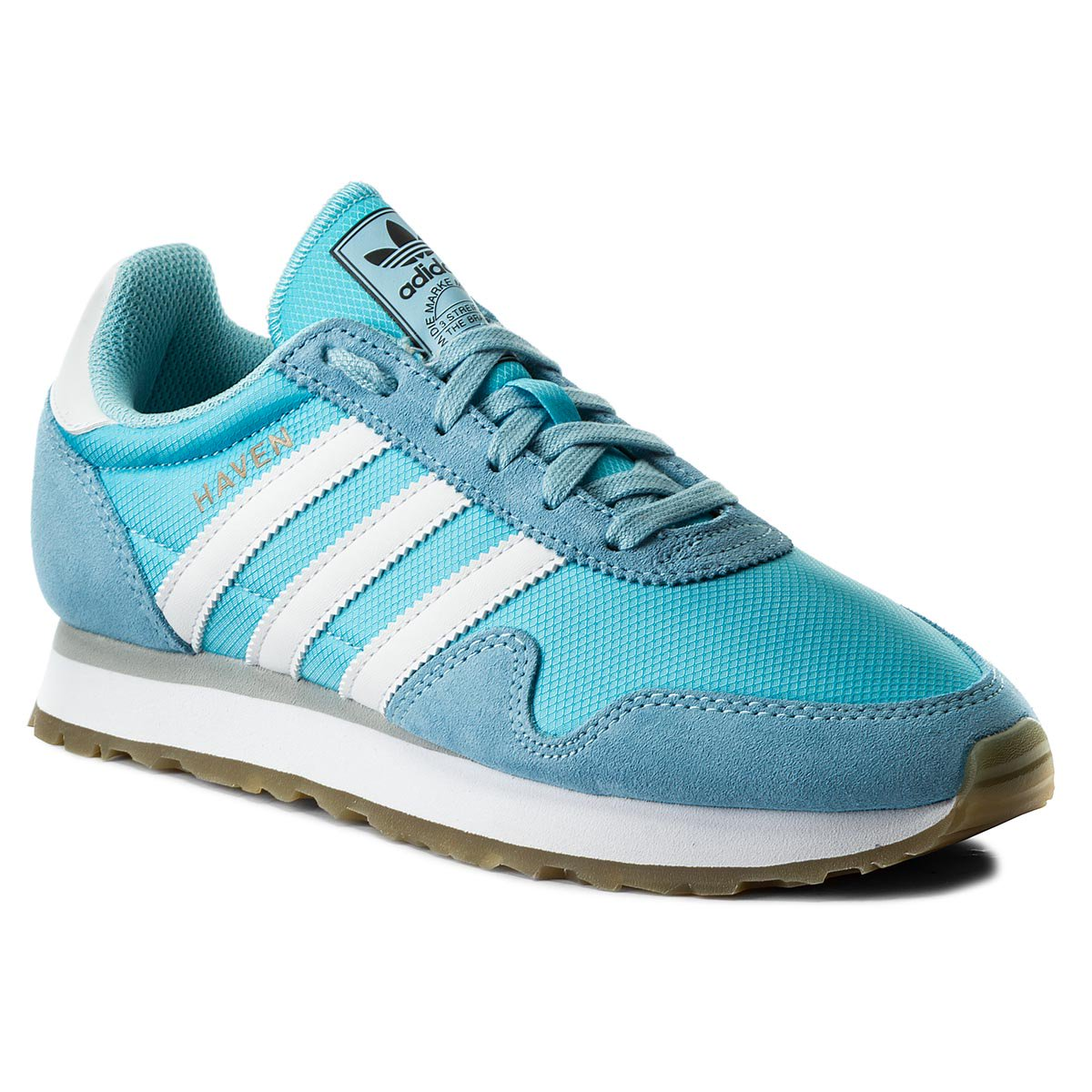 Buty adidas – Haven W CP9822 Iceblue/Ftwwht/Gretwo