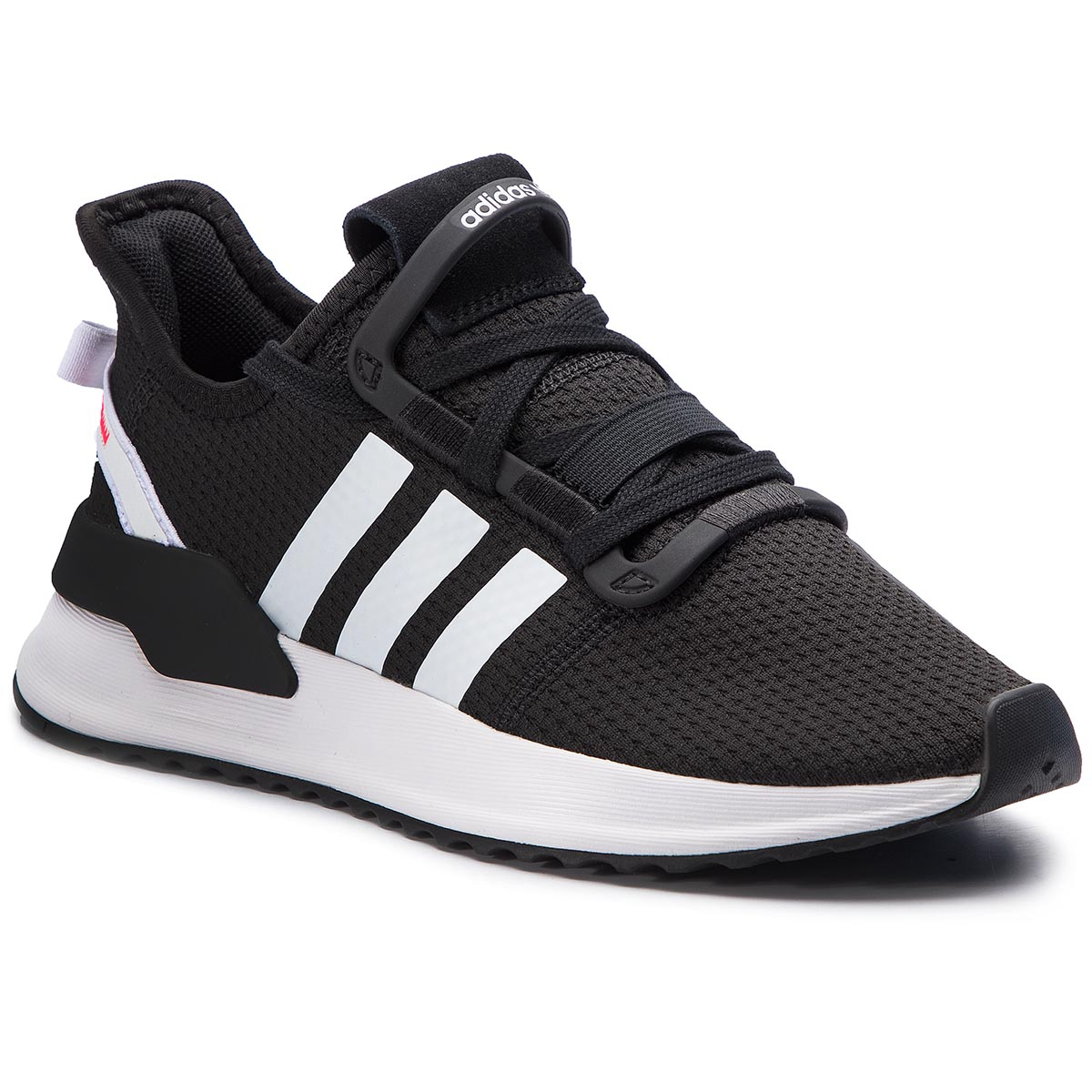 Buty adidas – U Path Run J G28108 Cblack/Ftwwht/Shored
