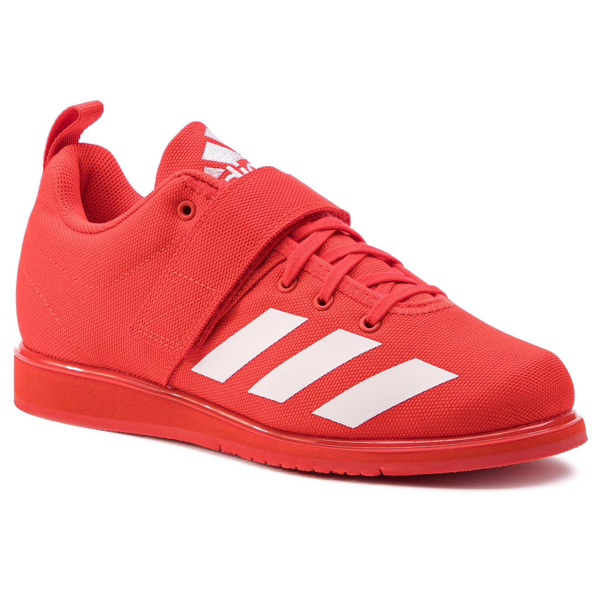 Buty adidas – Powerlift 4 BC0346 Active Red/Ftwr White/Active Red