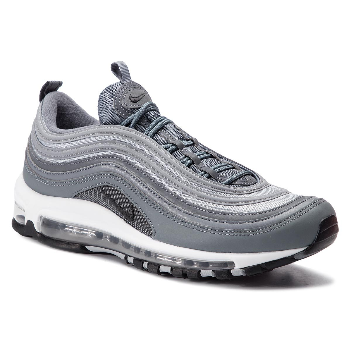 Buty NIKE – Air Max 97 Essential BV1986 001 Cool Szare/Wolf Szare/Anthracite
