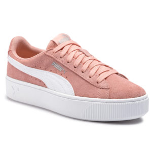 9c7f047bf Sneakersy PUMA – Vikky Stacked Sd 369144 07 Peach Bud/Puma White