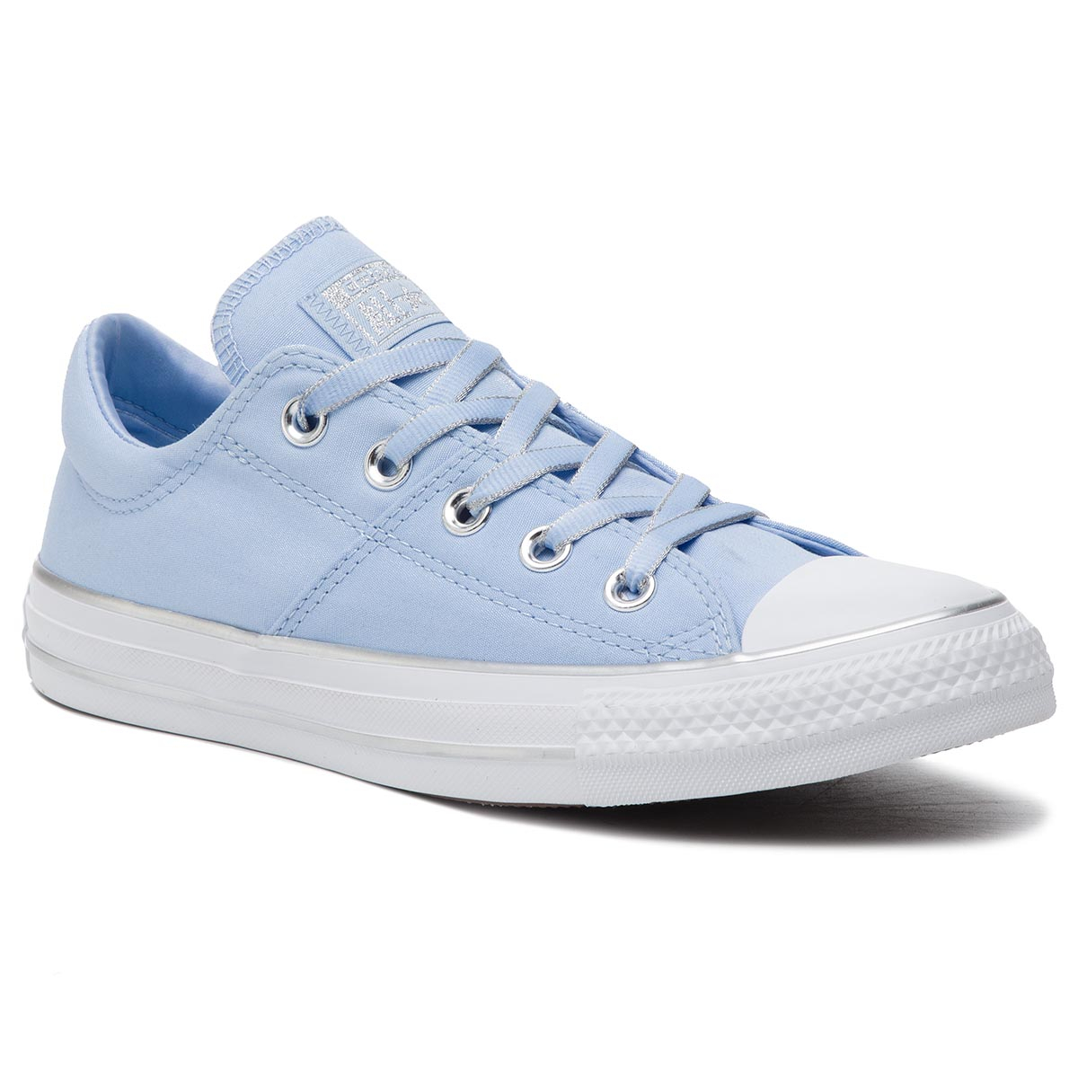 Trampki CONVERSE – Ctas Madison Ox 559907C  Blue Chill/Silver/White