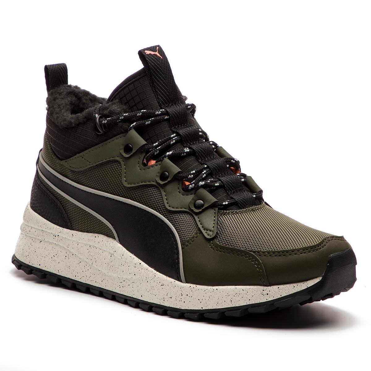 Buty PUMA – Pacer Next Sv Wtr 366936 02 Forest Night/Black/Wh White