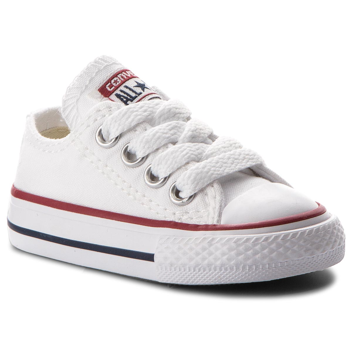 Trampki CONVERSE – C/T A/S OX 7J256C Optical White
